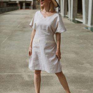 Obleka Vintage / Dress Vintage